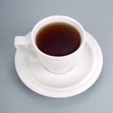 Copo com chá quente Imagens de Stock