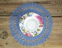 Copo da porcelana Imagens de Stock Royalty Free