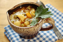 Copo da sopa Fotos de Stock