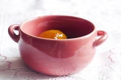 Copo de bolas de arroz pegajoso enchidas Imagens de Stock Royalty Free
