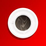 Copo de café [02] Imagem de Stock Royalty Free
