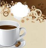 Copo de café Imagens de Stock