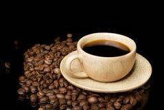 Copo de café Imagem de Stock Royalty Free