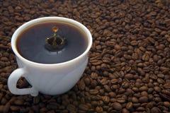 Copo de café Fotos de Stock