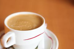 Copo de café #15 foto de stock royalty free