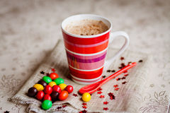 Copo de café Imagem de Stock