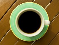 Copo de café Fotografia de Stock
