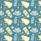 Copo de café branco Imagem de Stock Royalty Free
