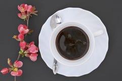 Copo de café com café Fotos de Stock