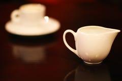 Copo de café da porcelana Imagem de Stock