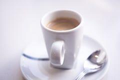 Copo de café de Expresso Fotografia de Stock Royalty Free