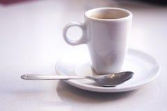 Copo de café de Expresso Imagem de Stock Royalty Free