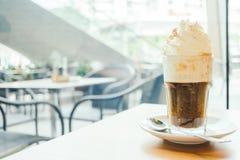 Copo de café de Viena Foto de Stock