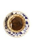 Copo de café quente Foto de Stock