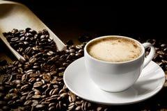 Copo de café Foto de Stock
