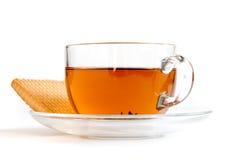 Copo de chá foto de stock