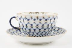 Copo de chá fotografia de stock royalty free