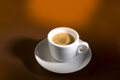 Copo de coffe2 Foto de Stock Royalty Free