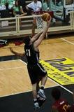 Copo de FIBA Trentino: Portugal contra Nova Zelândia Imagens de Stock Royalty Free