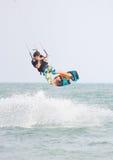 Copo de mundo 2011 de Hua Hin Kiteboard Fotos de Stock Royalty Free