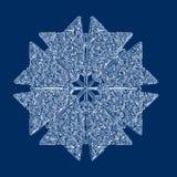 Copo de nieve Fotos de archivo