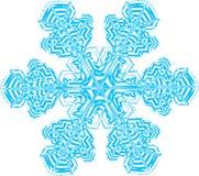 Copo de nieve Fotos de archivo libres de regalías