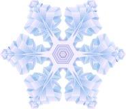 Copo de nieve Foto de archivo