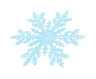 Copo de nieve fotografía de archivo