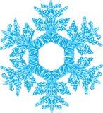 Copo de nieve Imagenes de archivo