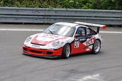 Copo de Porsche 911GT3 do carro imagem de stock