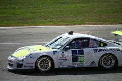 Copo de Porsche Carrera Imagens de Stock Royalty Free