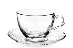 Copo de vidro. Foto de Stock Royalty Free