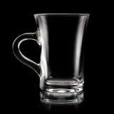 Copo de vidro Imagem de Stock