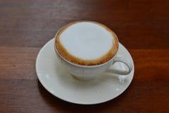 Copo do café do latte Imagens de Stock