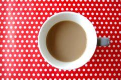 Copo do café ou de chá Foto de Stock Royalty Free