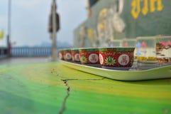 Copo do chá chinês Imagem de Stock