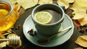 Copo do chá com limão filme
