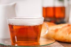Copo do chá e do bule Imagens de Stock Royalty Free