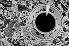 Copo do chá inglês Foto de Stock Royalty Free