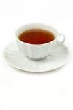 Copo do chá isolado no branco Fotografia de Stock Royalty Free
