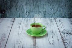 Copo do chá quente Fotos de Stock Royalty Free