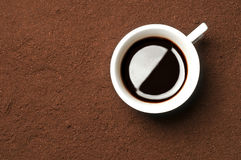 Copo do coffe Imagem de Stock Royalty Free