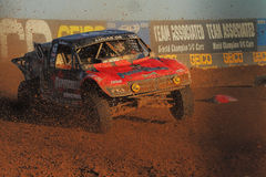 Copo 2012 do desafio de Lucas Oil Off Road Series (LOORS) Imagem de Stock