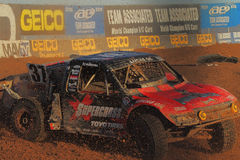 Copo 2012 do desafio de Lucas Oil Off Road Series (LOORS) Foto de Stock Royalty Free