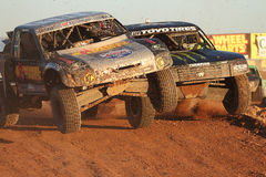 Copo 2012 do desafio de Lucas Oil Off Road Series (LOORS) Fotografia de Stock Royalty Free