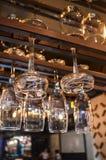 Copo do vidro de vinho Imagem de Stock
