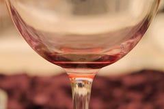 Copo do vinho Foto de Stock Royalty Free