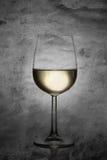 Copo do vinho da xerez Fotos de Stock Royalty Free