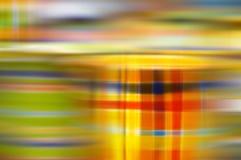 Copo esquadrado do suco fresco foto de stock