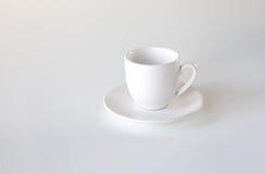Copo para o café (vazio) Fotografia de Stock Royalty Free